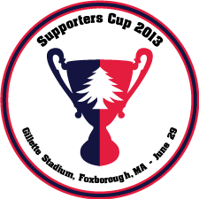 Supporters Cup Patch 2013