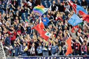 Get your discounted tickets for June 8 against Red Bull. This match is also the second annual Pride Night!