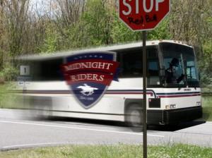 Red Bull Away Bus