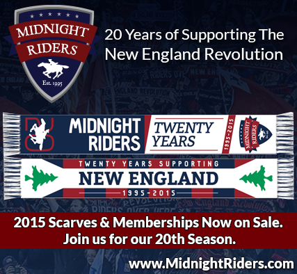 Midnight Riders 20 Year Scarf
