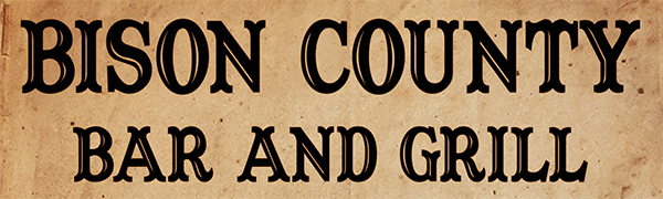 Bison County Logo