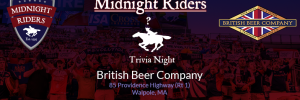 Midnight Riders Trivia Night