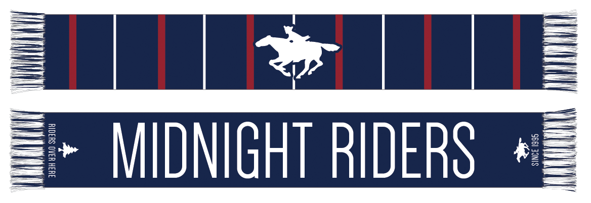 2016 Midnight Riders Scarf