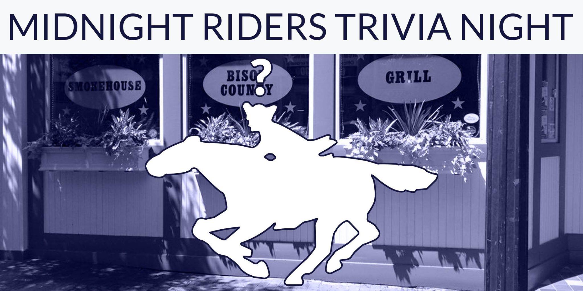 Bison County Trivia Night
