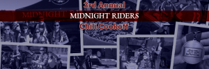 Midnight Riders Chili Cookoff