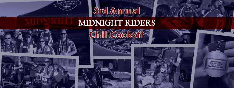 Midnight Riders Chili Cookoff