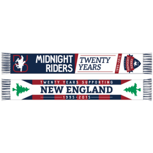 2015 Midnight Riders Scarf
