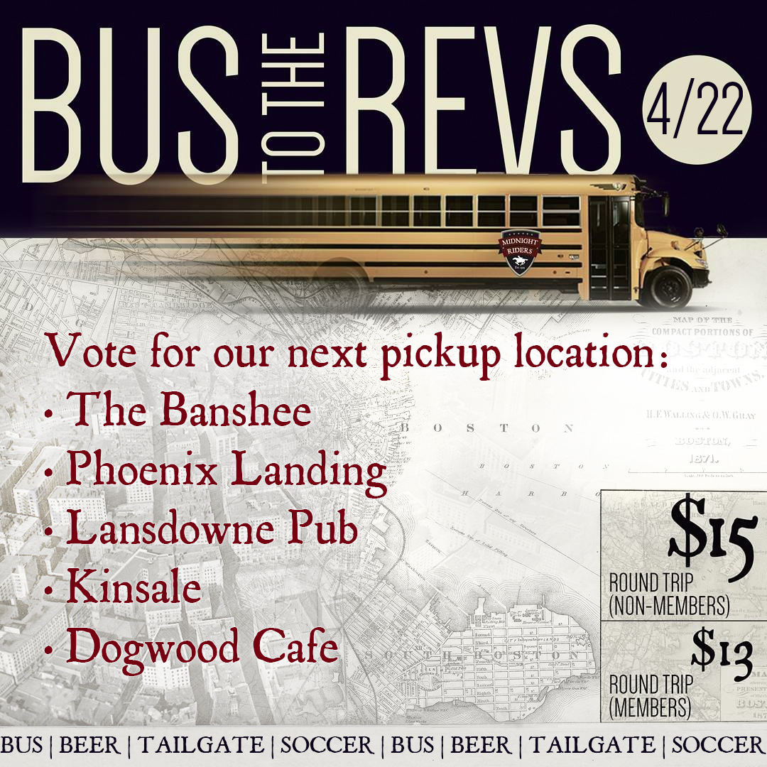 4-22 Bus to Revs