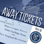 Revs at NYCFC Tickets